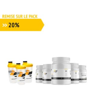 Pre workout 2kg + BCAA AM Nutrition (pack)