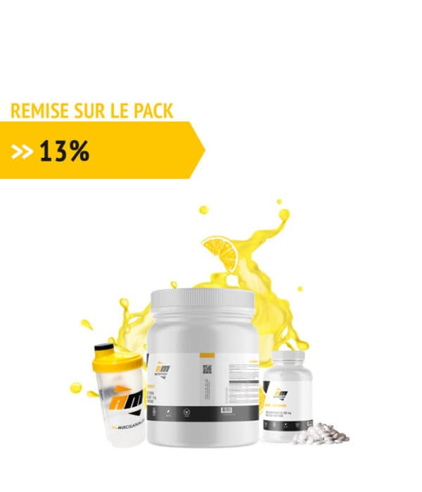 Pack Booster AM Nutrition