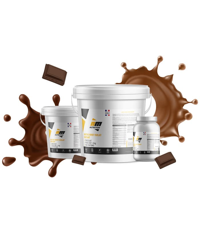 incredible prices info for new arrive Native Whey Isolat Française | AM Nutrition par All Musculation